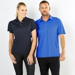 Ladies Cooldry Glacier Polo