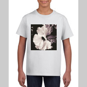 Men's T-Shirt WHITE Flower