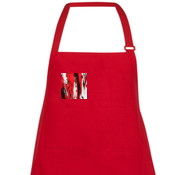 MUMMY&ME RED Apron