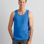 Men's 'Gildan' Cotton Singlet