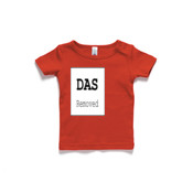 0-24mnths Wee Tee GROSS BUG T-Shirt