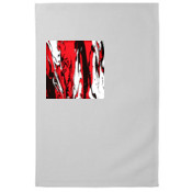 TeaTowel - MUMMY&ME ARTWORK -RED,BLACK&WHITE  Collection