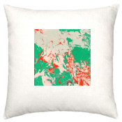 MUMMY&ME Artwork Cushion Cover Called Map