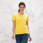 Quoz Cotton Tee Women's 50+