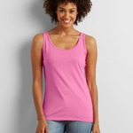 Gildan Womens Cotton Singlet