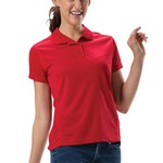 Womens Quoz Cooldry Prize Polo