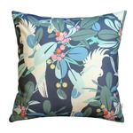 Edge To Edge Printed Organic Cushion Cover 50x50