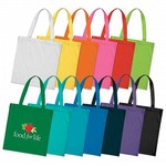 Cotton Coloured Tote Bag Full Colour Print Min Qty 100 units